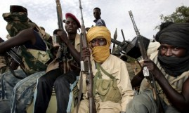 sudanese rebel pic