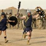 Holy War: Evangelical Marines Prepare to Battle Barbarians