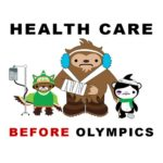 Healthcare Before Olympics: Michael Moore-Style