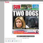 "The Toronto Sun Call Guergis a ""Dog"" on Today's Cover"