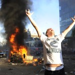On the Canucks Riot, Protest, and Division
