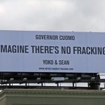 What Yoko Ono Knows About Fracking