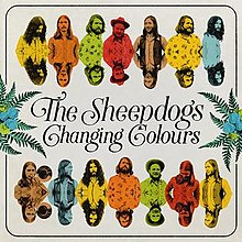 The Sheepdogs: Changing Colours