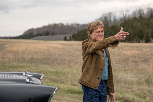 Film Review: The Old Man and the Gun