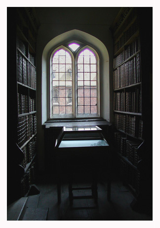 Queens' College, the Old Library