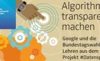 Bundestagswahl 2017: Kaum Unterschiede bei der Google-Suche