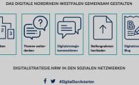 Digitalstrategie NRW: Digitalisierung durch Partizipation voranbringen