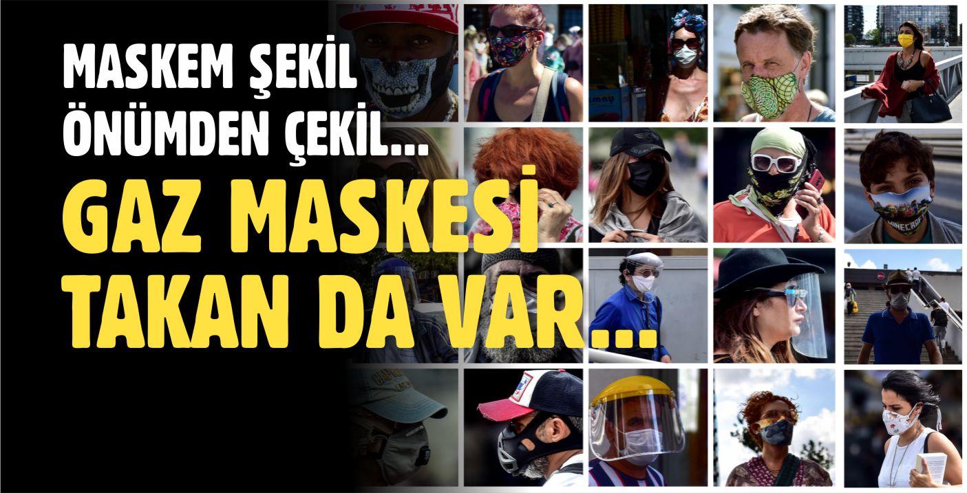 VATANDAŞ MASKE OLAYINDA ÇAĞ ATLADI!..