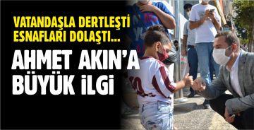 CHP'LİLER BANDIRMA'YA ÇIKARMA YAPTI