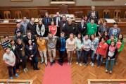 Jugendgemeinderatssitzung 2013 © Politik Forum Baden