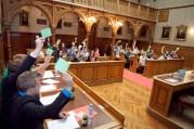 Jugendgemeinderatssitzung 2013 © Peter Ramberger