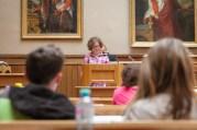 Jugendgemeinderatssitzung 2014 © Peter Ramberger