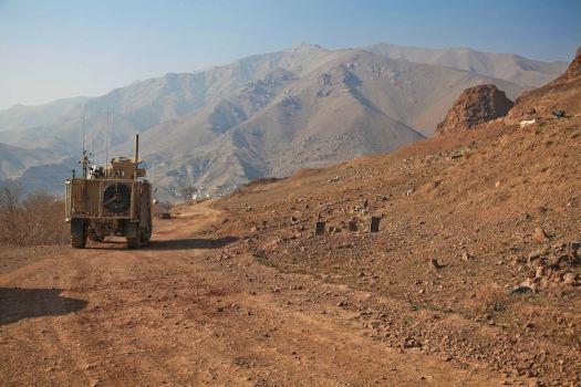 Афганский транзит или спецгрузы США в Афганистане