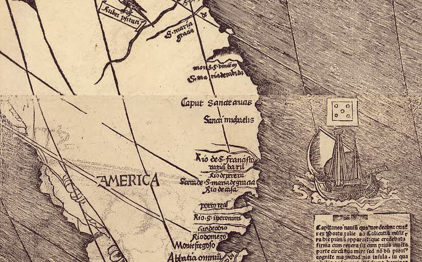 Die Kolonialzeit in den späteren Vereinigten Staaten von Amerika