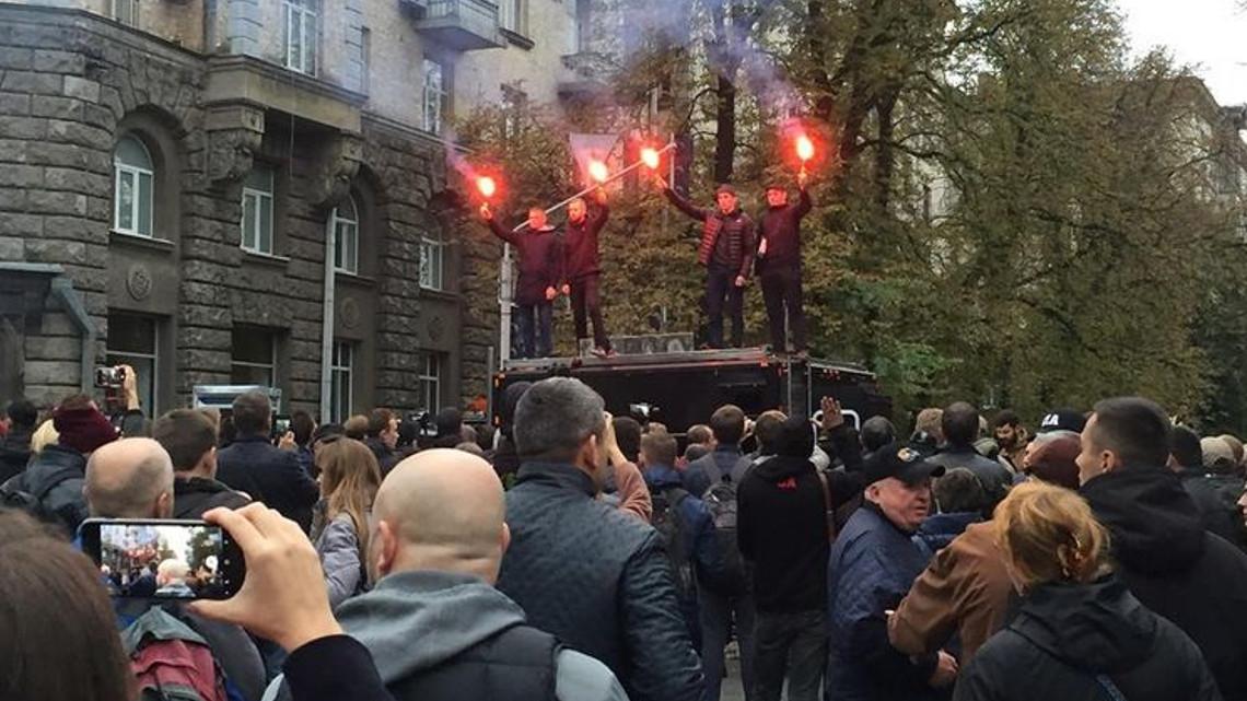 Громадські активісти. Львів