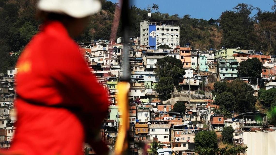Парамілітарні групи Ріо-де-Жанейро