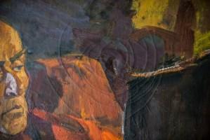 Лев Русов, «Портрет композитора Євгена Мравінського»