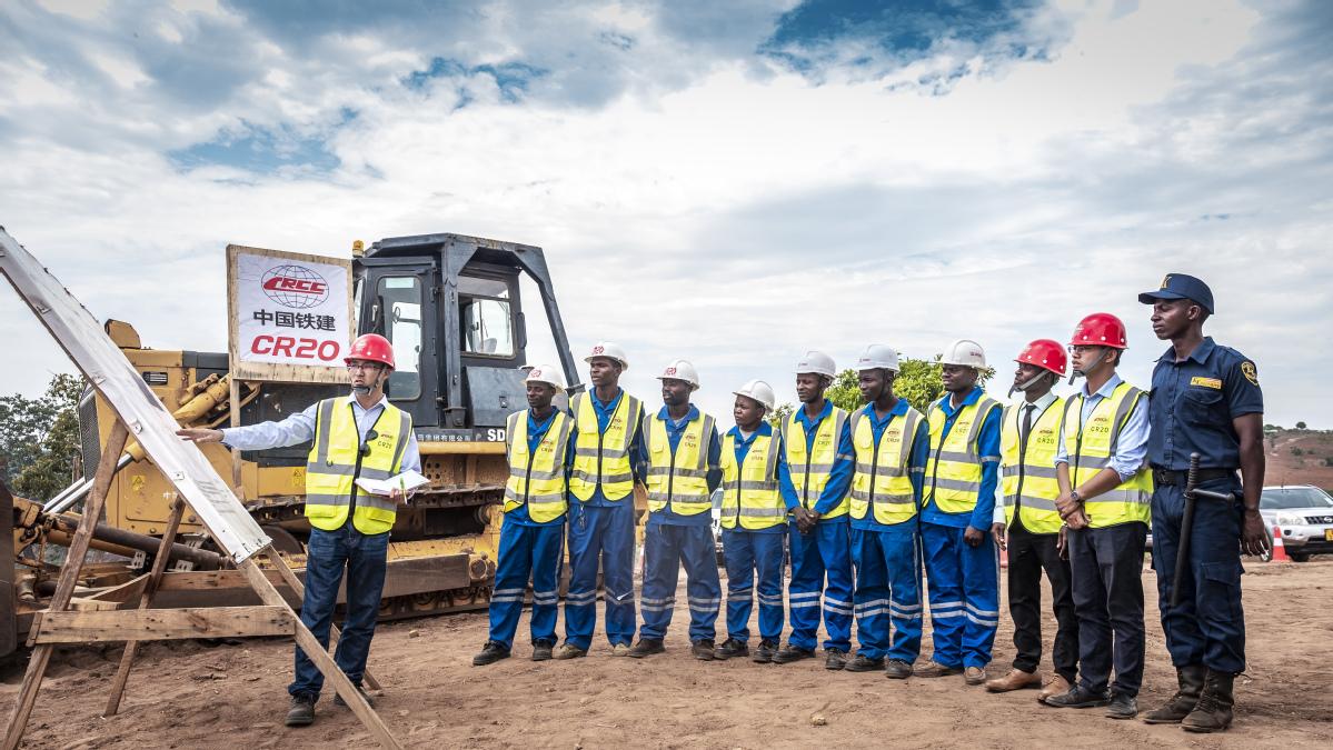 Китайські проекти в Африці