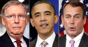 Immigration already toxic Political football. Obama threatens to use Executive power. Boehner and McConnell warn the President to not over-step his role.