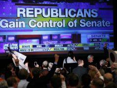 GOP Tsunami Takes Senate