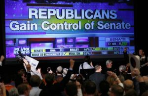 GOP Tsunami Takes Senate