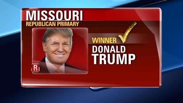 Trump Wins Missouri