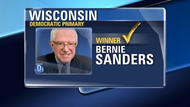 Bernie Sanders Wins Wisconsin