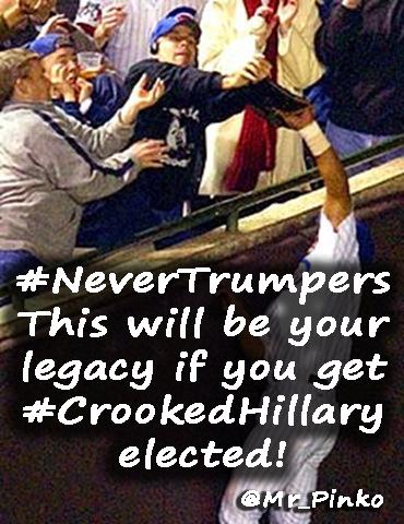 #NeverTrumpers