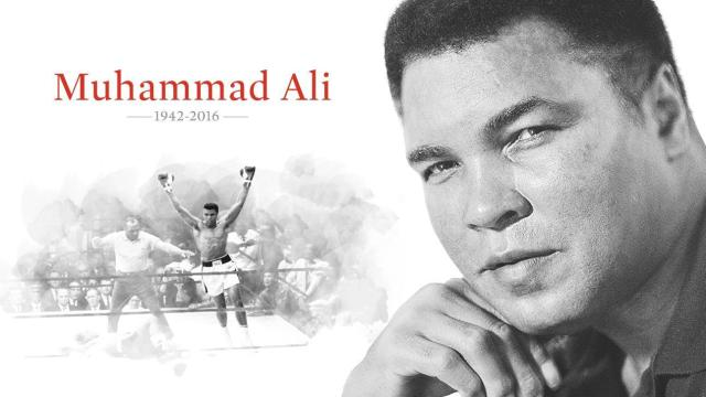 Greatest Muhammad Ali
