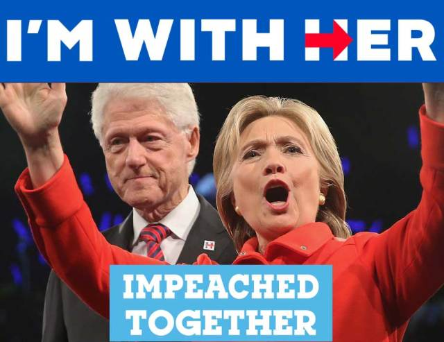Impeached Together - Impeachment runs in the family.