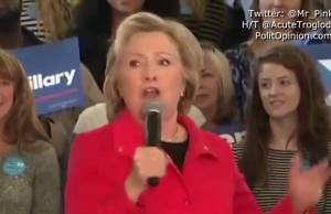 "CRAZY Hillary! ""They're Coming To Take Me Away!"" (@Mr_Pinko VIDEO)"