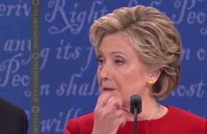 Hillary Clinton SIGNALING