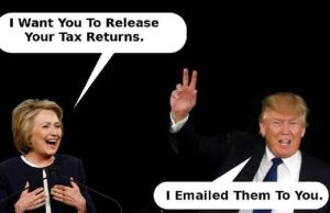 POLL - E-mails or Tax Returns?