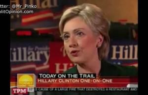 Hillary Clinton's GREATEST WAR DOCUMENTARY starring Brian Williams