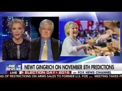 Megyn Kelly & Newt Gingrich