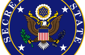 Cabinet Positions - Secretary of State