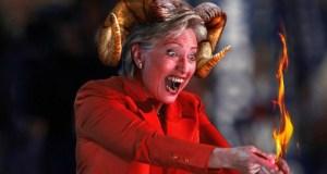 Hillary Clinton Spoke to the Dead