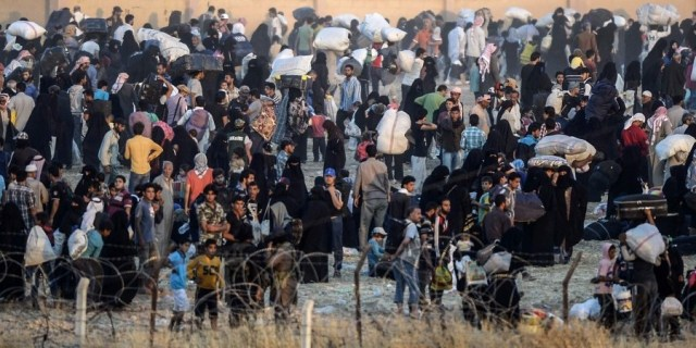Syria: Terrorists Aleppo ceasefire