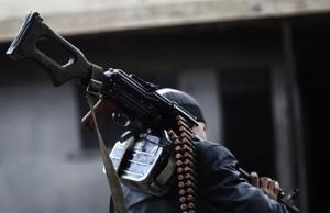 Terrorist in Aleppo