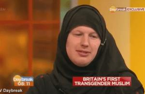 Transgender Muslim