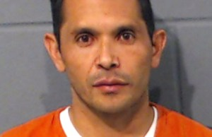 Mexican man charged - This undated photo provided by the Geary County Detention Center In Junction City, Kan., shows Tomas Martinez-Maldonado. Records obtained by The Associated Press show that Martinez-Maldonado a Mexican national accused of raping a 13-year-old girl on a Greyhound bus that traveled through Kansas had been deported 10 times and voluntarily removed from the U.S. nine times since 2003. (Geary County Detention Center via AP)
