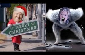 Hilarious Trump Christmas Parody
