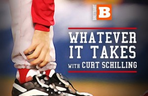 @Mr_Pinko Calls Curt Schilling Radio Show