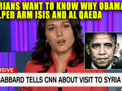 SHOCK VIDEO Tulsi Gabbard Stuns CNN