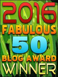 2016 Fabulous 50 Blog Award Winners