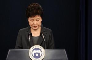 IMPEACHED President Park Geun-hye
