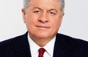 Fox pulls Judge Napolitano