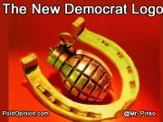 Democrat Logo Replaced