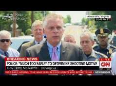 Idiot Virginia Governor Terry McAuliffe