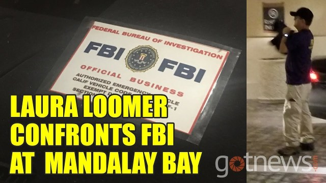 Laura Loomer Mandalay Bay Investigation - Laura Loomer FORCES TRUTH at Las Vegas Police Press Conference (VIDEO) The F.B.I. has been forced by Laura Loomer to change their TIMELINE of the shooter's stay at the Mandalay Bay.